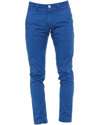 Fradi Casual Trouser - Blue