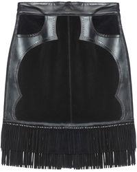 Fay Mini-jupe - Noir