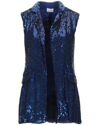 P.A.R.O.S.H. Suit Jacket - Blue