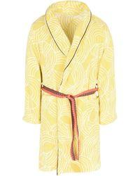 KENZO Peignoir ou robe de chambre - Jaune