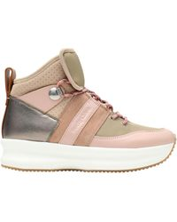 See By Chloé Sneakers abotinadas - Rosa