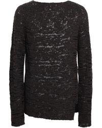 Masnada Pullover - Noir