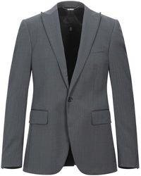 John Richmond Suit Jacket - Grey