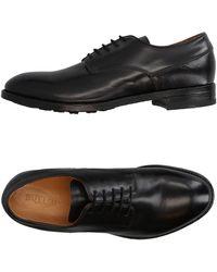 Buttero Lace-up Shoes - Black