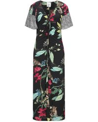 Lafty Lie Long Dress - Black