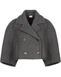 Giamba Coat - Gray