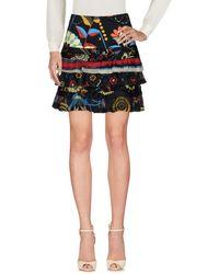 Dondup Midi Skirt - Black