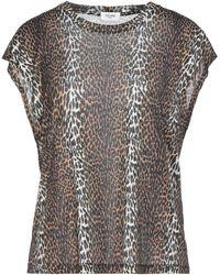 Celine Camiseta - Marrón