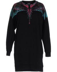 Marcelo Burlon Short Dress - Black