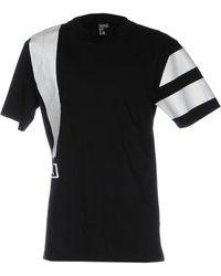 Hood By Air Camiseta - Negro