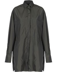Aspesi Overcoat - Green