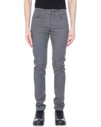Siviglia Casual Trouser - Gray