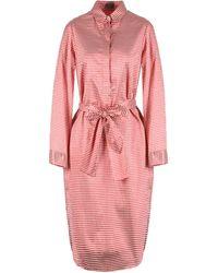 Lardini - Knee-length Dress - Lyst