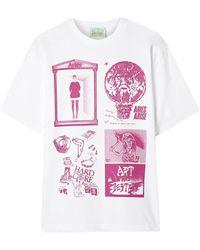 Aries T-shirt - Blanc