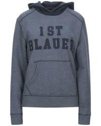 Blauer Sweatshirt - Gray