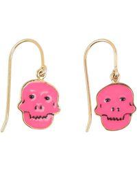 House of Waris Earrings - Pink