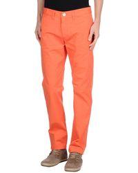 Dirk Bikkembergs Pantalones - Naranja