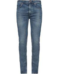 Celine Denim Pants - Blue