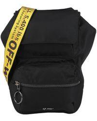 Off-White c/o Virgil Abloh Cross-body Bag - Black