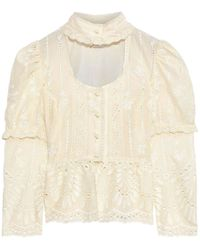Anna Sui Shirt - White