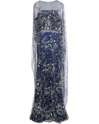 Tadashi Shoji - Langes Kleid - Lyst