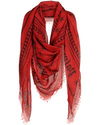 ACCESSORIES - Oblong scarves Palm Angels C2zSQ1WpLy