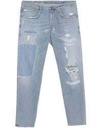 People Pantaloni jeans - Blu