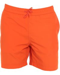Carhartt Swim Trunks - Orange