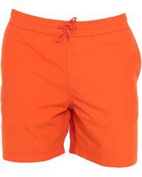 Carhartt Swim Trunks - Orange