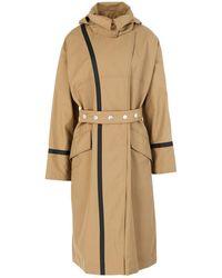 Belstaff Overcoat - Natural