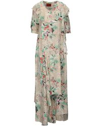 Colville Midi Dress - Natural