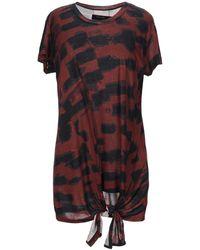 Religion T-shirt - Marrone