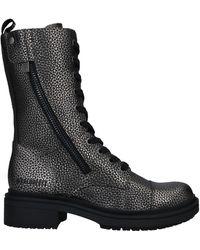 Bikkembergs Ankle Boots - Black