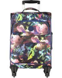 Kipling Wheeled Luggage - Black