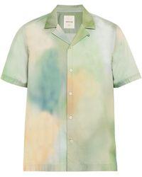 WOOD WOOD Shirt - Green