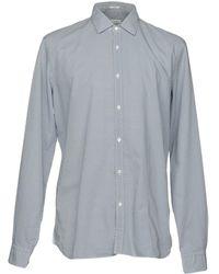 Robert Friedman Shirt - Blue