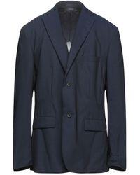 Issey Miyake Suit Jacket - Blue