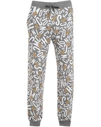 Moschino Pyjama - Grau
