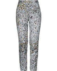 Lala Berlin Casual Trousers - White