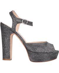 Strategia Sandals - Grey