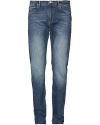 Henry Cotton's Pantalon en jean - Bleu