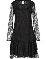 Nolita Short Dress - Black