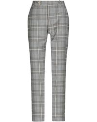 Entre Amis Casual Trouser - Grey