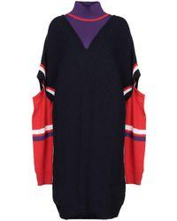 Pinko Robe courte - Bleu