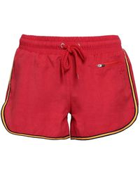Perfect Moment Shorts - Red