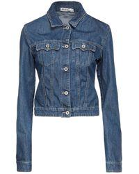Please Denim Outerwear - Blue