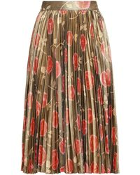 Kate Spade 3/4 Length Skirt - Multicolour