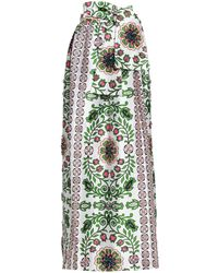 Tory Burch Long Skirt - Green