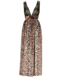 Mariagrazia Panizzi Long Dress - Natural
