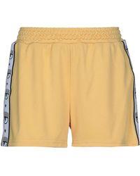 Chiara Ferragni Shorts & Bermuda Shorts - Yellow